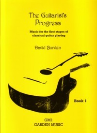 The Guitarist's Progress, Book 1 available at Guitar Notes.