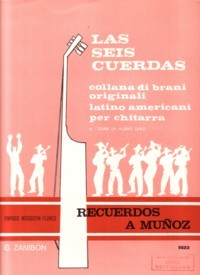 Recuerdos a Munoz(Diaz) available at Guitar Notes.
