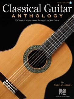 Classical Guitar Anthology available at Guitar Notes.