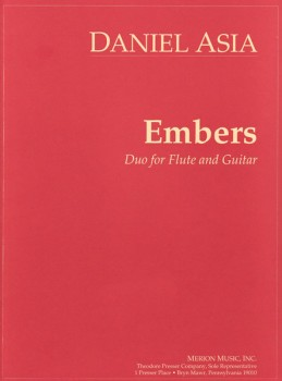 Embers available at Guitar Notes.