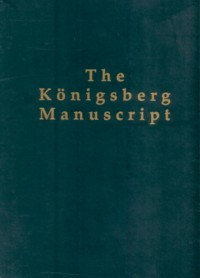 Konigsberg Manuscript available at Guitar Notes.