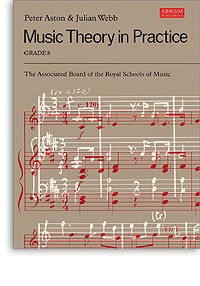 Music Theory in Practice, Grade 8(Aston & Webb) available at Guitar Notes.