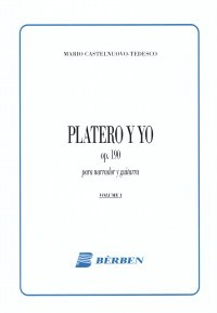 Platero y Yo op.190 Vol.1 available at Guitar Notes.