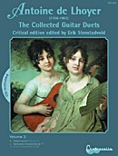 The Complete Guitar Duos Vol.2 [BCD] available at Guitar Notes.