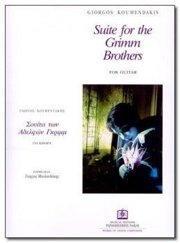 Suite for the Grimm Brothers available at Guitar Notes.
