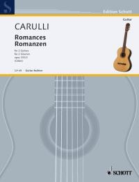 12 Romances, op.333b(Gotze) available at Guitar Notes.