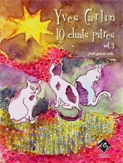10 chats pitres, vol.3 available at Guitar Notes.