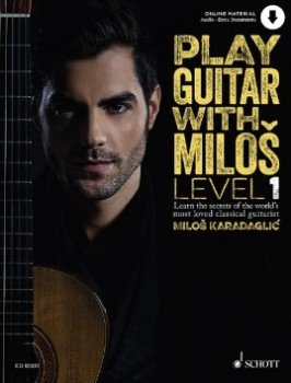 Play Guitar with Milos Level 1 available at Guitar Notes.
