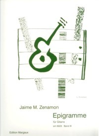 Epigramme Vol.3 available at Guitar Notes.