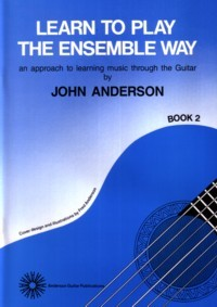 Learn to Play the Ensemble Way, Book 2 available at Guitar Notes.