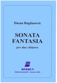Sonata Fantasia available at Guitar Notes.