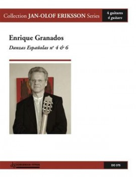 Danzas Espanolas, op.37/4 & 6(Eriksson) available at Guitar Notes.
