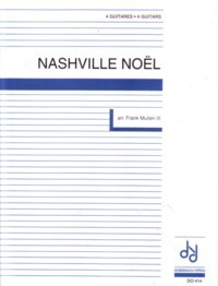 Nashville Noel [4gtr] available at Guitar Notes.