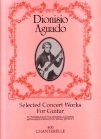 Selected Concert Works available at Guitar Notes.
