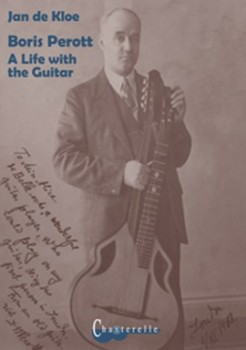 Boris Perott A Life with the Guitar available at Guitar Notes.