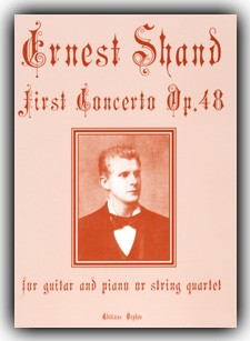 First Concerto, op.48(Ophee) [2Vn/Va/Vc/Gtr] available at Guitar Notes.