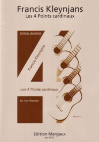 Les 4 Points Cardinaux, op.139 available at Guitar Notes.