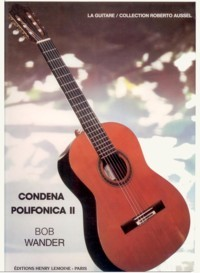 Condena Polifonica II(Aussel) available at Guitar Notes.