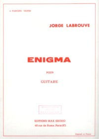 Enigma available at Guitar Notes.