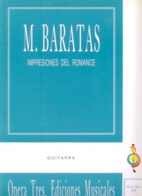 Impresiones del Romance available at Guitar Notes.
