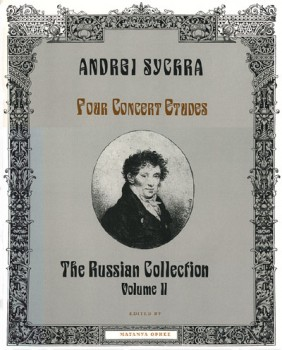 The Russian Collection, Vol.2 available at Guitar Notes.