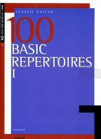 100 Basic Repertoires, Vol.1 available at Guitar Notes.