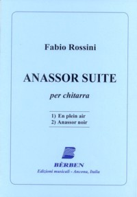 Anassor Suite available at Guitar Notes.