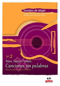 Canciones sin palabras available at Guitar Notes.