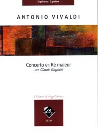 Concerto in D, RV93(Gagnon) available at Guitar Notes.