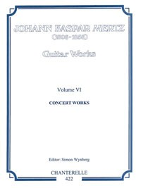 Guitar Works, Vol.6: Concert Works available at Guitar Notes.