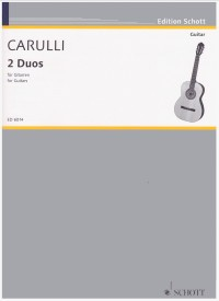 Zwei Duos, op.146 available at Guitar Notes.