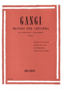 Metodo per Chitarra Part 3 [inc 22 studies] available at Guitar Notes.