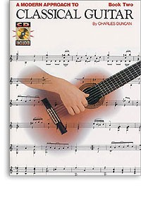 A Modern Approach to Classical Guitar, Book 2 available at Guitar Notes.
