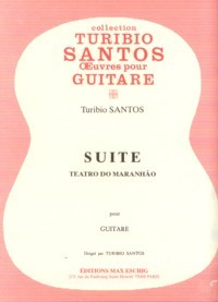 Suite Teatro do Maranhao available at Guitar Notes.