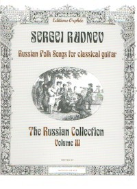 The Russian Collection, Vol.3 available at Guitar Notes.