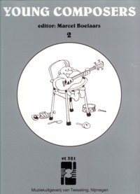 Young Composers, Vol.2 available at Guitar Notes.