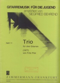 Trio available at Guitar Notes.