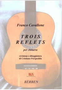 Trois Reflets available at Guitar Notes.