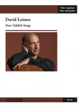 Four Yiddish Songs available at Guitar Notes.
