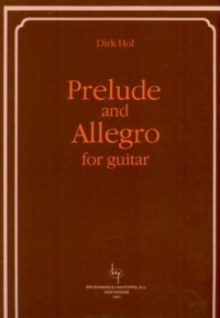 Prelude and Allegro available at Guitar Notes.