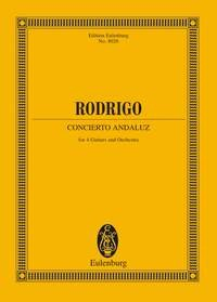 Concierto Andaluz [P.score] available at Guitar Notes.