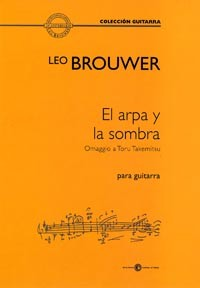 El arpa y la sombra available at Guitar Notes.