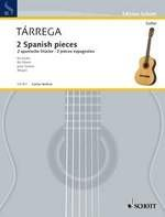 2 Spanish Pieces(Brojer) available at Guitar Notes.