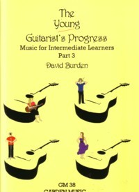 The Young Guitarist's Progress, Book 3 available at Guitar Notes.