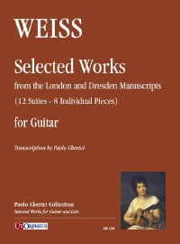 Selected Works (Cherici) available at Guitar Notes.