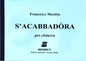 S'Acabbadora available at Guitar Notes.
