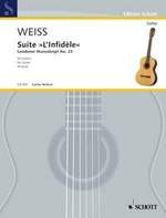 Suite 'L'Infidele' (Krause) available at Guitar Notes.
