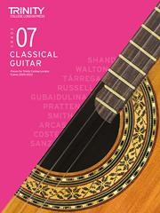 Classical Guitar Exam Pieces 2020-23 Grade 7 available at Guitar Notes.
