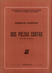 Dos Piezas Cortas available at Guitar Notes.