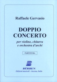 Doppio Concerto [ vn & gtr] available at Guitar Notes.